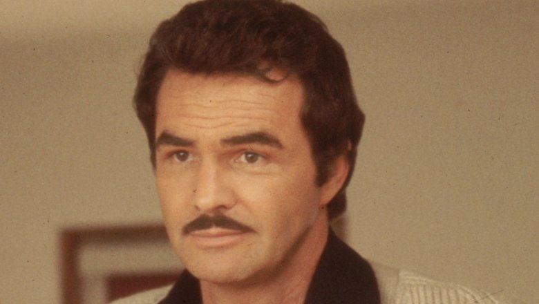 Burt Reynolds in 1975