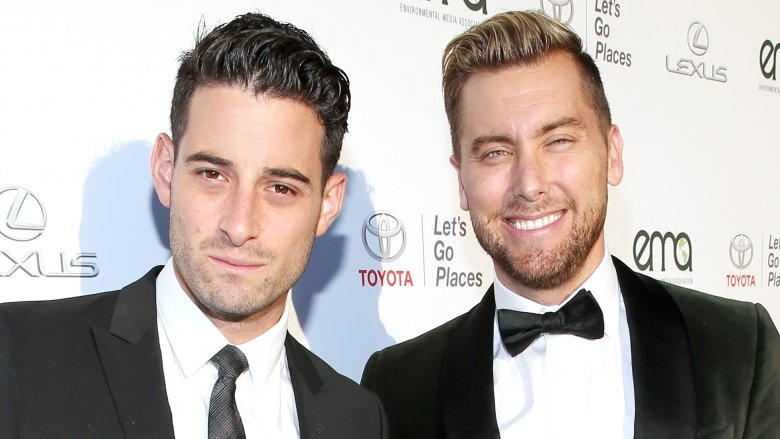 Michael Turchin Lance Bass